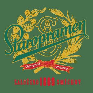 staropramen logo png transparent