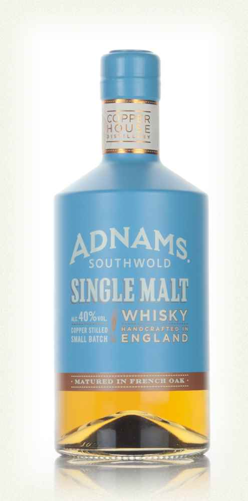 adnams single malt 40 whisky