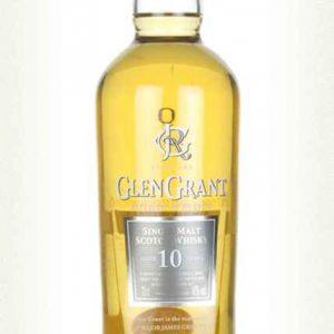 glen grant 10 year old whisky