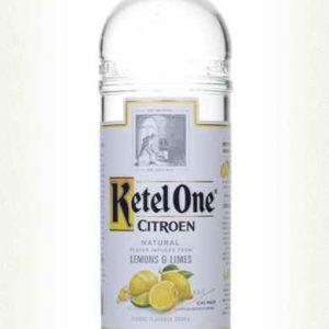 ketel one citroen lemon vodka