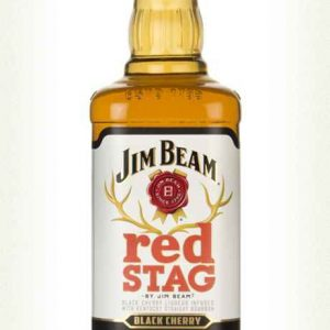 red stag black cherry whisky liqueur