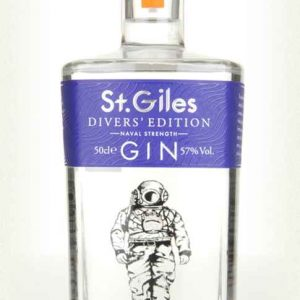 st giles gin divers edition gin