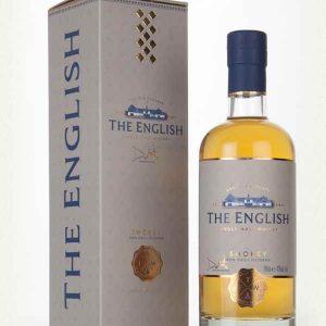 the english smokey whisky